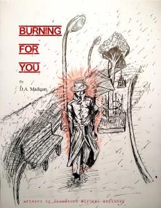 Burning For You web promo